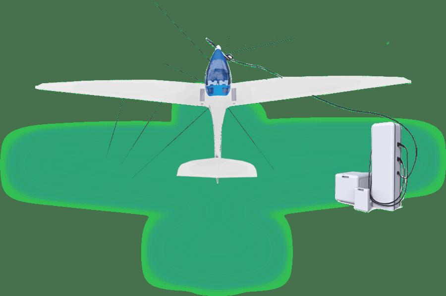 Propulsion letadlo