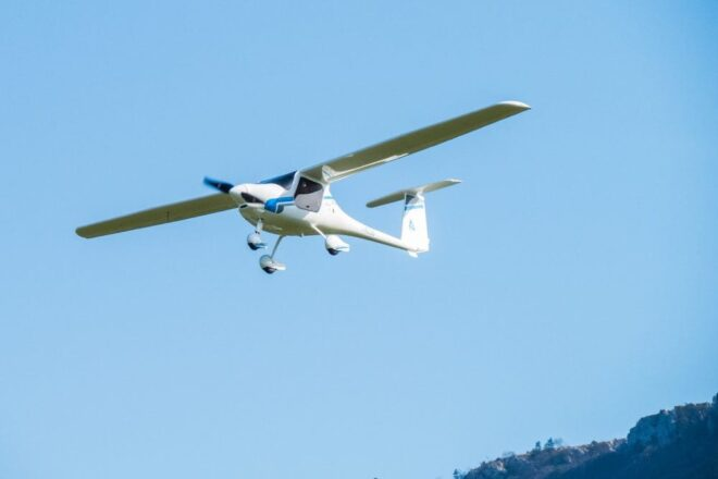 Electro Aero electric aircraft MGM COMPRO cooperation
