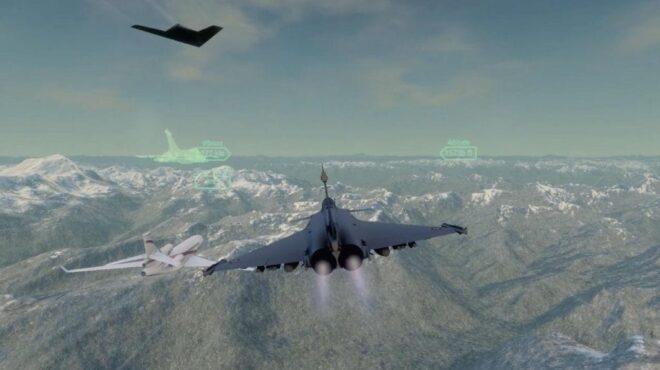 Dassault Aviation MGM COMPRO cooperation assault business jets