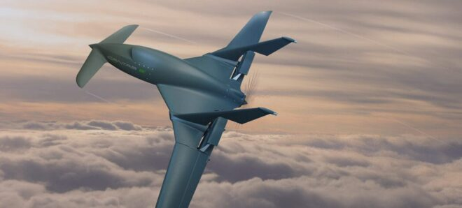 New Space Technologies Cantas MGM COMPRO cooperation VTOL