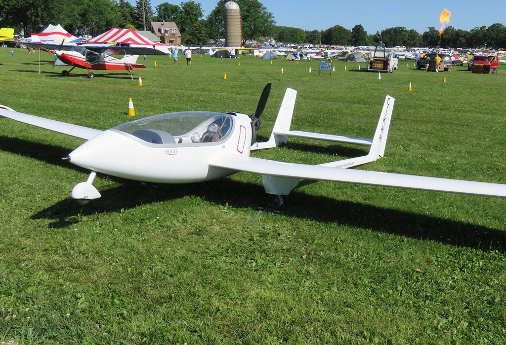 SONG Electric Aircraft