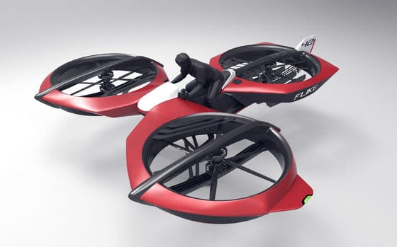 FLIKE drone cooperation with MGM COMPRO