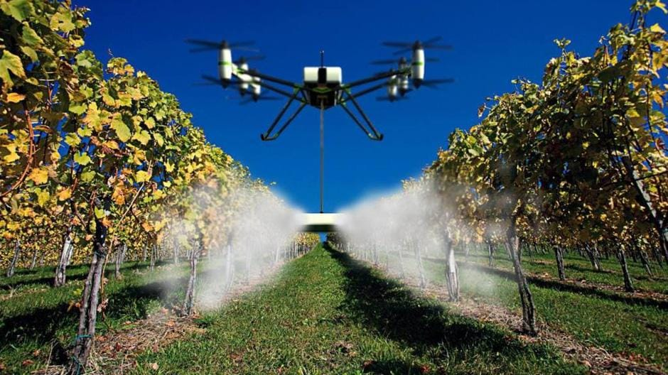 Drone4Agro cooperation with MGM COMPRO agricultural revolution