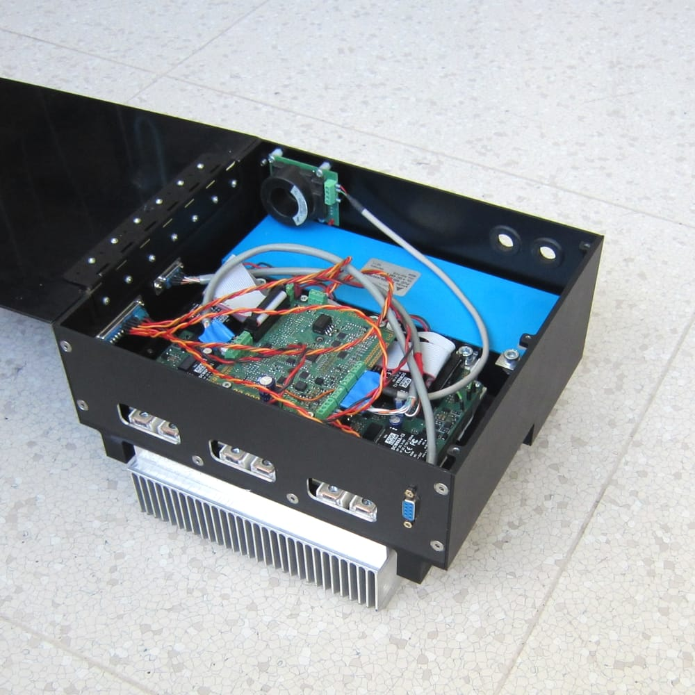 MGM COMPRO High Voltage IGBT brushless speed controller for BLDC electric motors (up to 400A, up to 400V, up to 60kW)