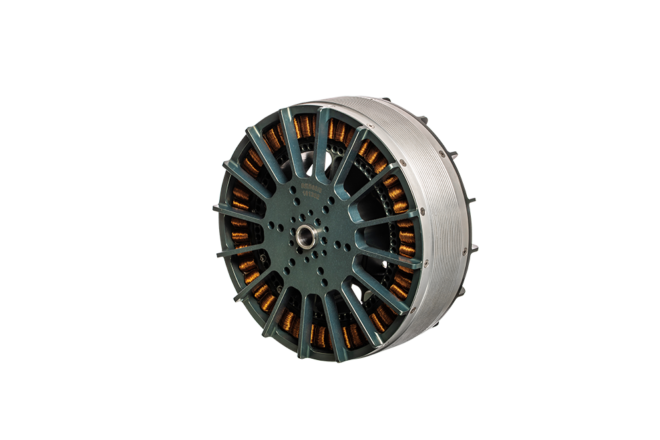 60 KW ELECTRIC MOTOR