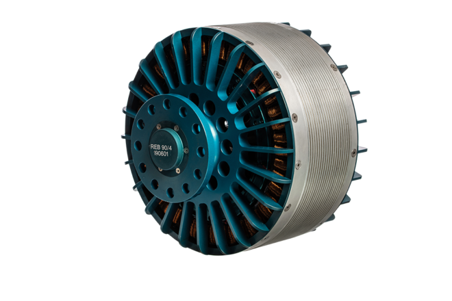 80 KW ELECTRIC MOTOR