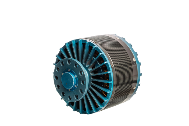 70 KW ELECTRIC MOTOR