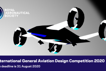 RAeS International General Aviation Design Competition 2020