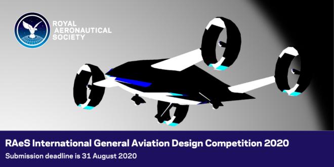 RAeS International General Aviation Design Competition 2020 MGM COMPRO