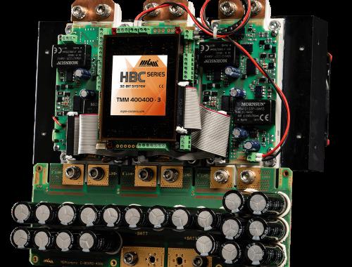 Motor Controller HBC 400400