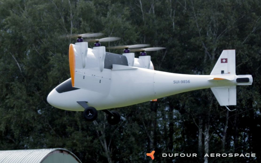 dufour aerospace cooperation with MGM COMPRO
