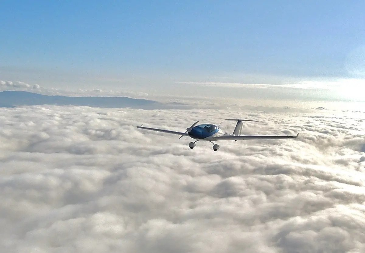 swedish e-flying community cooperation with MGM COMPRO