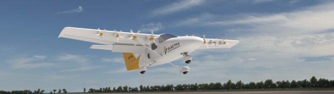 Electra Aero electric airplane aviation MGM COMPRO cooperation