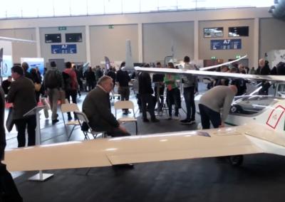 aero friedrichshafen 2019 MGM COMPRO