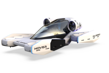 HOVERSURF – PROVOKING AIRTAXI