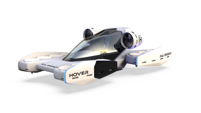 hoversurf cooperation with MGM COMPRO