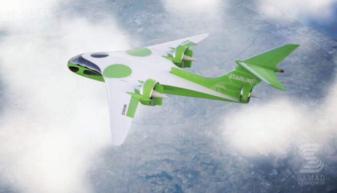 Samad Aerospace airplane MGM COMPRO cooperation