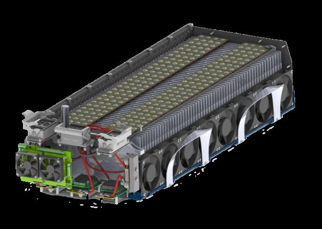 Li-Pol Battery system
